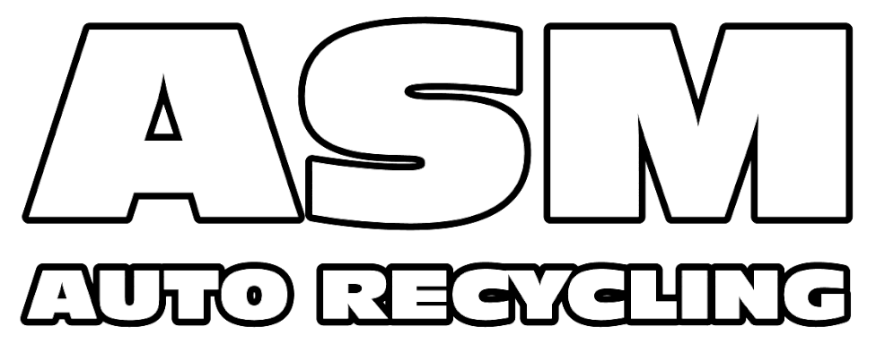 ASM Auto Recycling logo